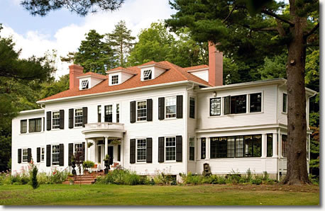 Exterior view of Juniper Hill Bed and Breakfast